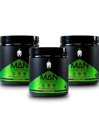 3 Bottles of Man Greens ONE-TIME OFFER