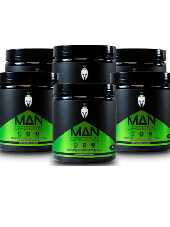 6 Bottles of Man Greens