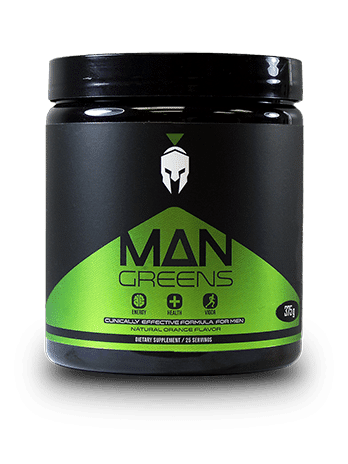 Man Greens Monthly