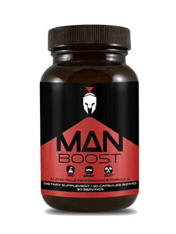 3 Bottles of Man Boost