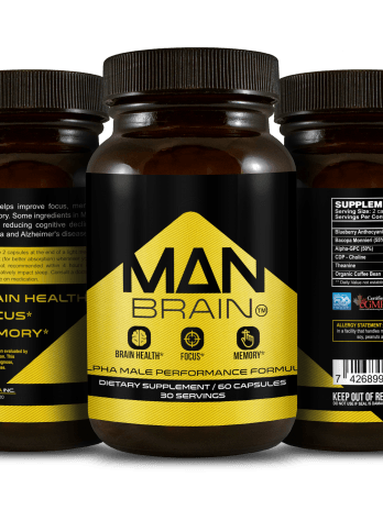 Man Brain – One Time